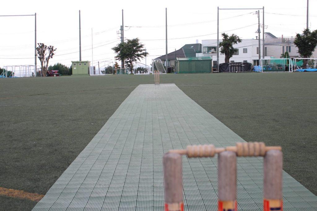 Flex mat used at YCAC ground
