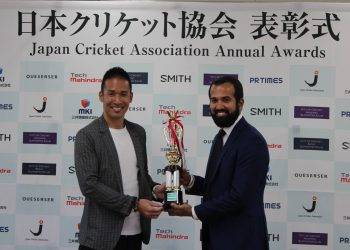 Player of the year -Sabaorish Ravichandran