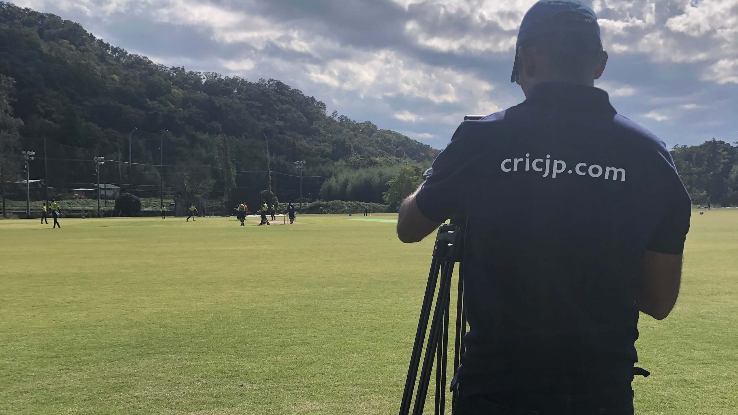 CRICJP Live streaming in action
